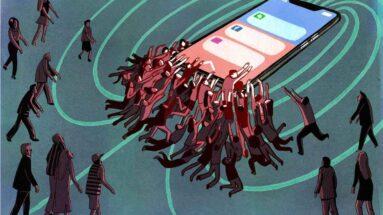 Vício em Celular