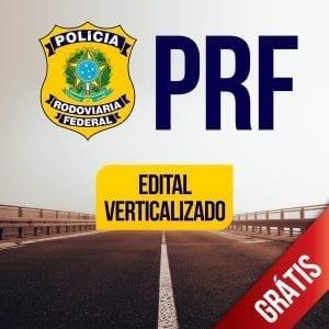 Edital Verticalizado PRF 2021