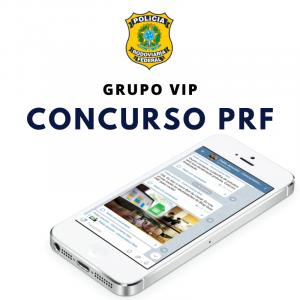 Grupo Vip Cncurso PRF